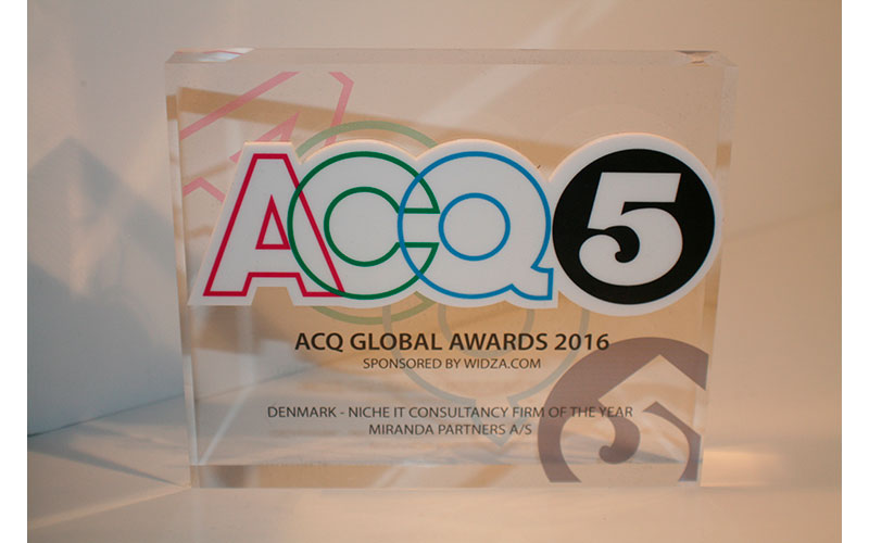 Slide 3 - ACQ5 Global Awards 2016